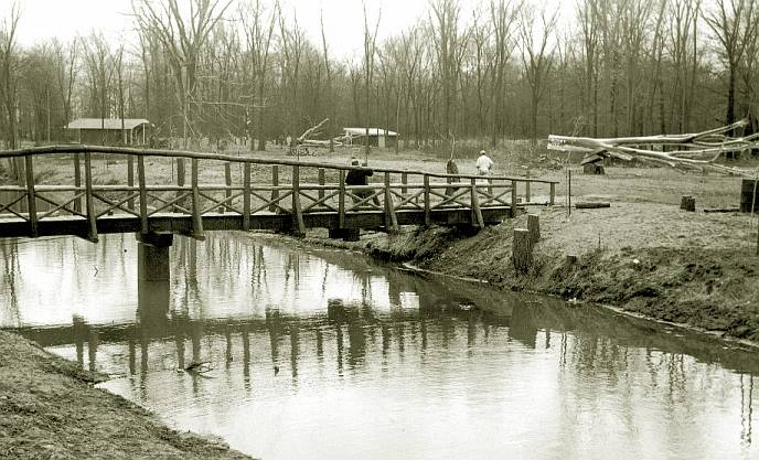 image of Ojibway Park in 1963